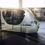 driver less, wireless, no rail tracks capsule car powered by solar energy