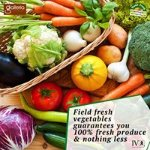 The best vegetable and fresh juices shop in Nairobi, at Galleria