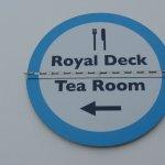 Royal Deck Tea Room