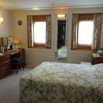 Honeymoon suite used by Prince Charles & Diana