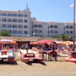 Hotel Merinum dal mare
