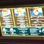 Menu prices at cafe Hyperion 😀