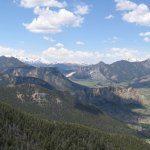 View from the Chief Joseph Highway