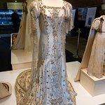 Queen Elizabeth, the Queen Mother's coronation dress worn in 1936