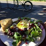 Garden fresh salads available daily