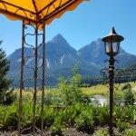 ภาพถ่ายของ Sporthotel Zugspitze