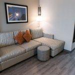 Sofa Bed- King Room