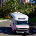 Free Hotel Lobby Bus