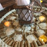Sand Dollars, Corks and Candles