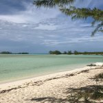 Deserted Bahamian Beaches