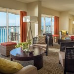 Ocean Front Luxury Suite Parlor