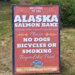 Salmon bake