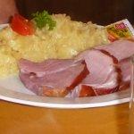 Schäufele mit Kartoffelsalat 2014