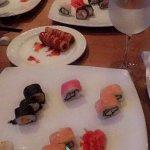 Asiana...the best sushi!