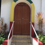 BOB Marley Mausoleum inside