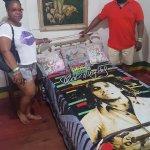 Bob Marley childhood bedroom