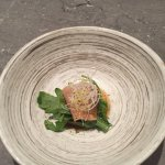 Tuna with Fresh wasabi
