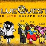 The clueQuest Universe