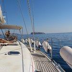 Sailing the west coast