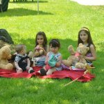 Teddy Bear Picnic!