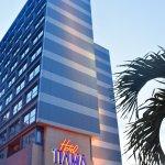 Vue extérieure de L'Hotel Tiama