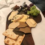 Cheese board - excellent!