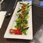 Strawberry Asparagus Salad...Delicious!!