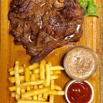 You are always welcome to try the best steaks in Baku!We do promise you will enjoy!!!