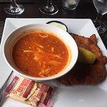Delicious Diablo soup!