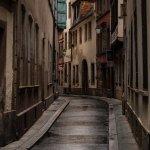 Unidentified alley