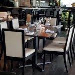 Bigger table in main restaurant