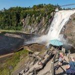Montmorency Waterfalls Park