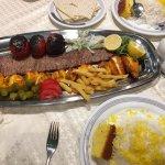 Kabab at Alborz