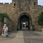 Lincoln Castle Main Entrance