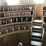Prison Chapel with segregation