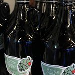 You can purchase growlers of Apple Hopper at the winery!