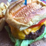 The Famous Cheeseburger in Paradise