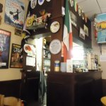 Jolly Restaurante - bar area
