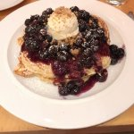 Blueberry Pancakes - a great starter