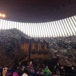 Photo de Église Temppeliaukio d'Helsinki