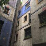 Foto de Hundertwasser Village