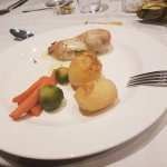 Measly main course