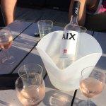 AIX rosé smaakt voortreffelijk (31,50 fles)