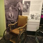 History of a wheel-chair