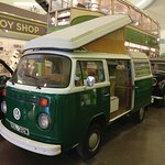 Photo de The Riverside Museum of Transport and Travel