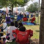 DC Jazz Festival in the park