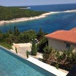 View from breakfast terrace