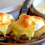 Fried Green Tomato Benedict