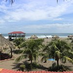 Foto de Surfing Turtle Beach Lodge
