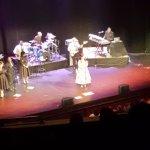 CeCe Winans performing